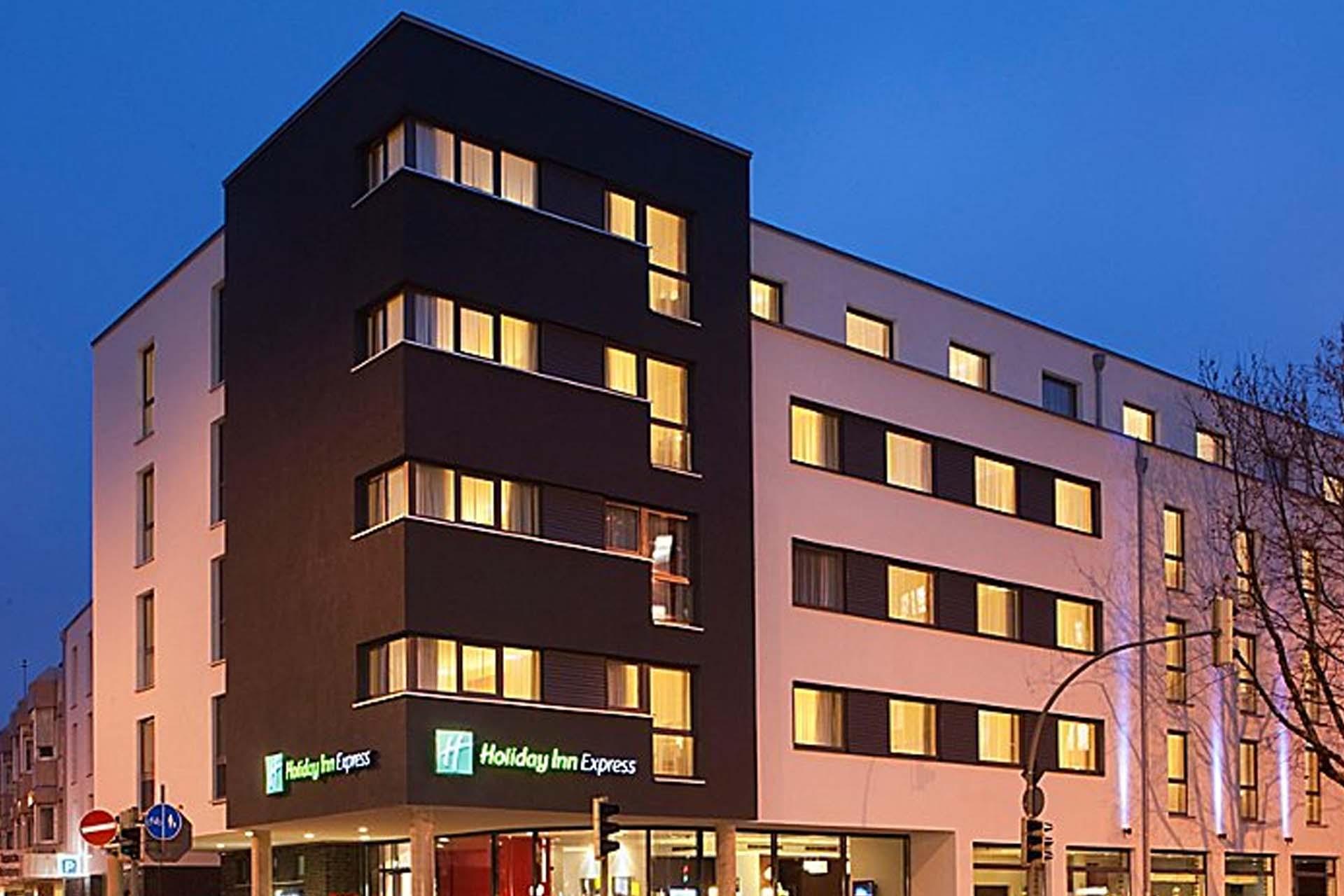 Holiday Inn Express, Guetersloh